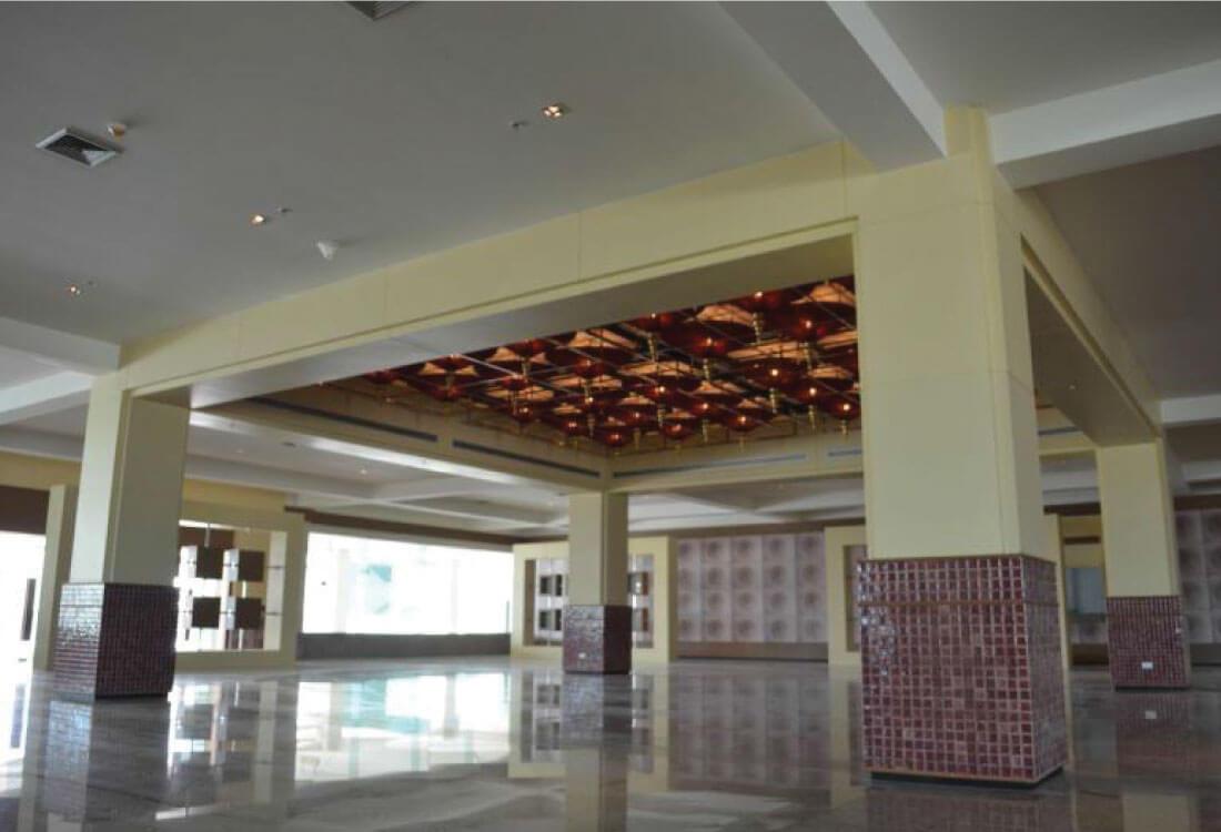 01 Ceiling Decoration
