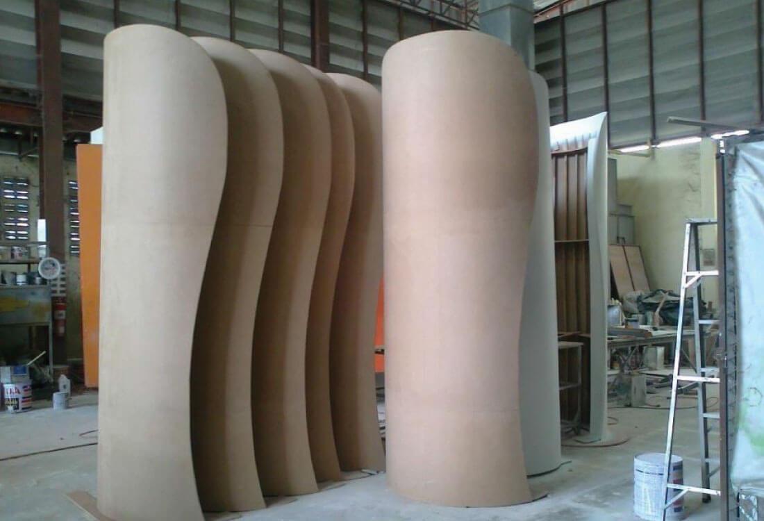 03 Column Decoration